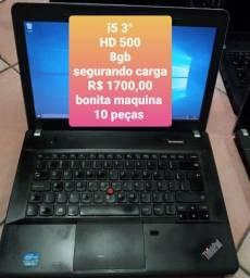 Lote Notebook i5 3° Geração Hd 500 8gb