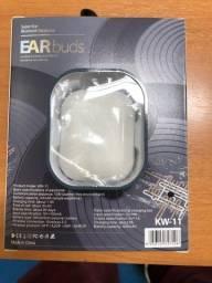 Título do anúncio: Fone Bluetooth EarBuds - Branco
