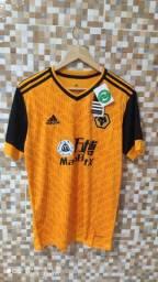 PROMOÇÃO SÓ HOJE!!!!!    Camisa Original do Wolverhampton/ING?