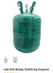 Gás R22 Dupont