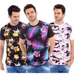 Título do anúncio: Camisetas do Verão