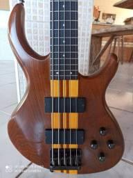Baixo Tobias pro 5 custom 1996