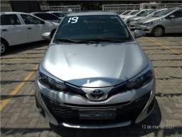 Toyota Yaris XLS 1.5 16V Flex multidrive 2019 - Entrada + parcelas à partir de R$ 1.132,00