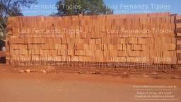 Título do anúncio: Tijolo Carga Fechada com 8 e 10 mil tijolos
