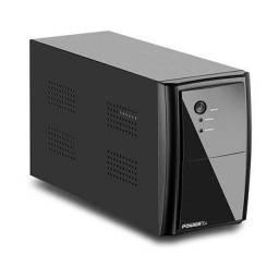 Powertek nobreak 720va 127v/127v- NOVO