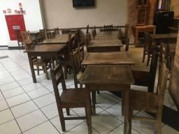 Título do anúncio: Mesas e cadeiras de demolição (LEIA AS DESCRIÇÃO )