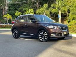 Título do anúncio: Nissan Kicks SL, 17/18, top da categoria