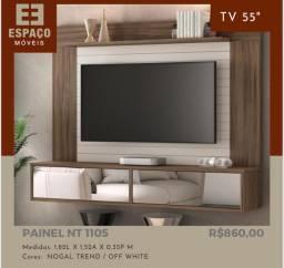Título do anúncio: Promoção Painel NT1105 Nogal #Entrega e Montagem Grátis