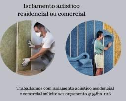 Título do anúncio: Isolamento acústico residencial ou comercial