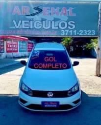 Título do anúncio: GOL CITY 1.0 TOTAL FLEX 12V 4P
