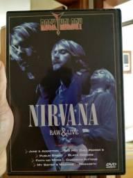 Título do anúncio: Dvd Nirvana