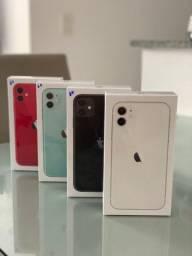iPhone 11 Apple, 128GB Preto, 12 Meses de Garantia mundial