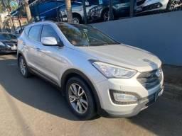 Hyundai grand santa fÉ 2014 3.3 mpfi v6 4wd gasolina 4p automÁtico