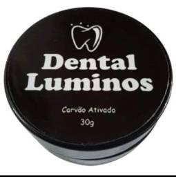 Clareador dental ( carvão ativado)