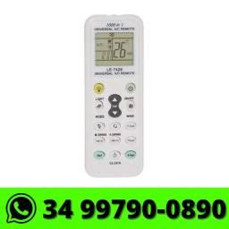 Título do anúncio: Controle Remoto Universal p/ Ar Condicionado