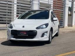 Título do anúncio: Peugeot 308 Com teto panorâmico