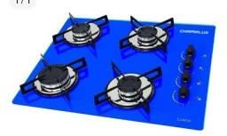 Título do anúncio: fogao cooktop 04 bocas novo
