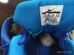 Chuteira Nike Alpha