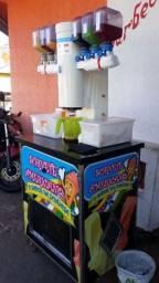 Título do anúncio: Máquina de sorvete americano yuki