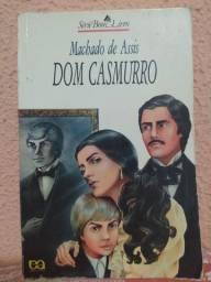 """Livro: """"Dom Casmurro"""" - Série Bom Livro - 35a. edição"""