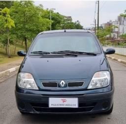 Título do anúncio: Renault Scenic EXP 2.0 16v 2005/2006 Blindada