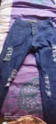 Título do anúncio: Bazar de calças jeans