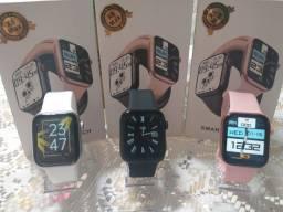 Título do anúncio: Smartwatch X8 Max Faz e Recebe Ligações