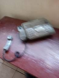 Vendo este telefone e fax barato