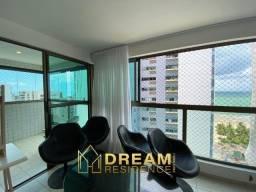Título do anúncio: Apartamento em Boa viagem, Vista para o mar, 3 quartos, 108m², 2 vagas