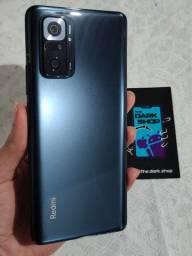 Título do anúncio: Redmi Note 10 Pro Max 128 GB 6 GB Ram Com caixa e acessórios