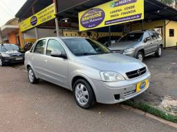 Título do anúncio: Corsa Sedan 2003 1.8 Completo R$17.900,00 Financio !!!