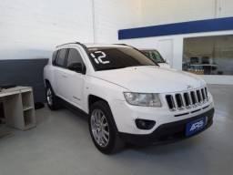 Jeep Compass sport 2.0 2012 + ipva 2021 + gnv. Entrada + parcelas de 1.146
