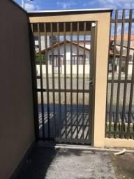 Portão aluminio elétrico