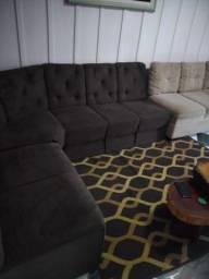 Vendo todos os sofás, não entrego,  por 400 reais