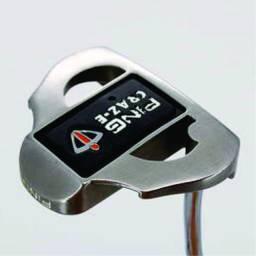 Título do anúncio: Taco de Golfe Putter Ping Craz-E Original Made in USA Semi Novo