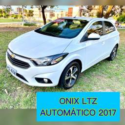 ONIX LTZ AUTOMÁTICO 2017 SEM DETALHES