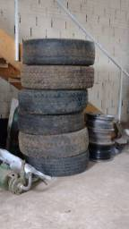 Título do anúncio: Vendo pneus