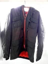 casaco aeropostale unissex com capuz