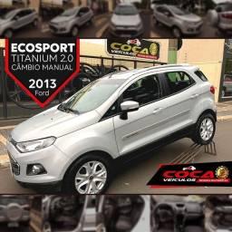 Título do anúncio: Ford Ecosport Titanium 2013 manual
