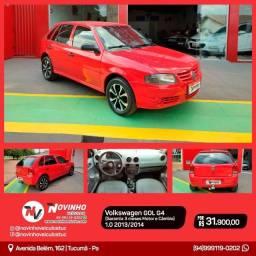 Título do anúncio: Volkswagen Gol G4 1.0 2013/2014