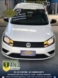 Volkswagen Gol MSI 1.0 2019 3 Cilindros Completo.