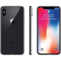 Título do anúncio: iPhone X 64Gb Semi Novo Nota Fiscal Garantia