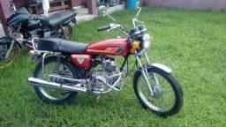 Honda Cg 1979