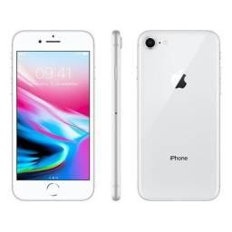 Título do anúncio: iPhone 8 256Gb Semi Novo Nota Fiscal Garantia
