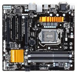 Kit i7 4770 + Placa Mãe Gigabyte GA-Z97M-D3H 8GB Edição Vídeo Gaming Jogos