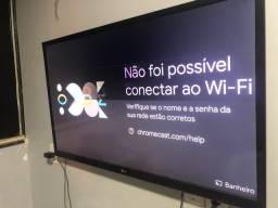 Título do anúncio: Vendo tv LG 46