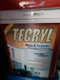 Título do anúncio: Impermeabizante tecryl muros e fachadas exterior e interior preço especial