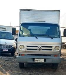 Título do anúncio: Caminhão Volkswagen 8-150e Delivery Baú 4x2 Ano 2007