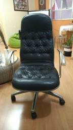 Título do anúncio: Cadeira Escritório com Massageador