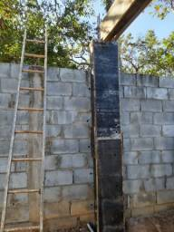 Título do anúncio: Serviços de serralheria e construção civil em geral